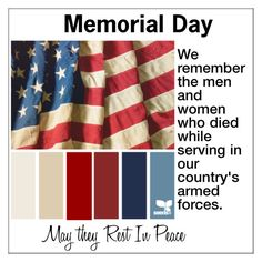 """""""Memorial Day * USA"""" by pat912 ❤ liked on Polyvore featuring polyvoreeditorial"""