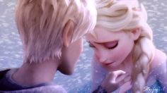 the only good thing that has come from Frozen is that they can now STOP SHIPPING RAPUNZEL AND JACK FROST