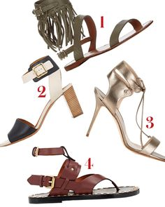 The best shoes from Barney's designer sale