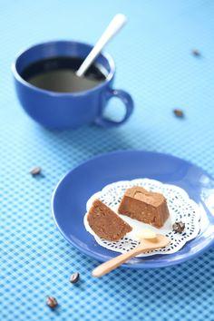 Coffee mini cakes / Docinhos de café