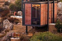 Hotel Endémico, Baja California / Foto: Ilán Rabchinskey