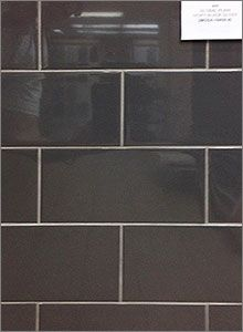 Generation Grey Ceramic Backsplash Tiles | KIDS Bathroom | Pinterest ...