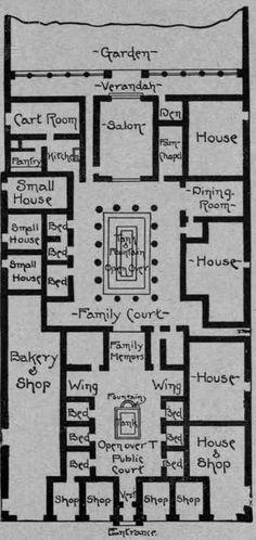 ROMAN HOUSE.