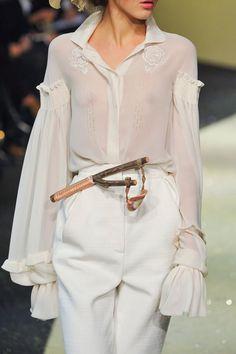 Ulyana Sergeenko Haute Couture Spring 2013 (Details)
