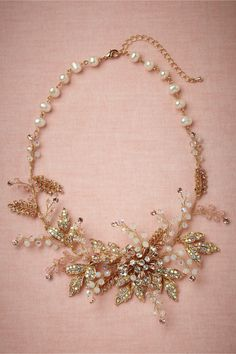 Cerasus Necklace from BHLDN