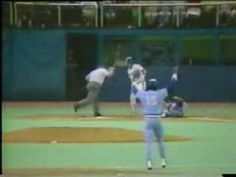 Epic Games in Blue Jays History: Buck Martinez Completes a Double Play on a Broken Leg | Mop Up Duty