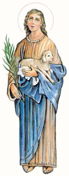 różaniec św. Agnieszki - Szukaj w Google