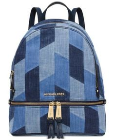 MICHAEL Michael Kors Rhea Zip Medium Backpack | macys.com