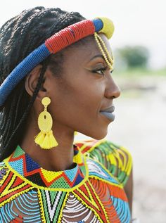 Black Panther Inspired African Wedding Ideas – Livingstone Island – Zambia – Love From Mwai – Stepan Vrzala 51 Black Panther, Luxury Wedding, Bridal Jewelry, Wedding Inspiration, African, Bridal Bridal Jewellery, Black Panthers, Wedding Jewelry