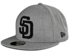 premium selection bde35 349db Custom San Diego Padres 59Fifty Fitted Hat by NEW ERA x BILLION CREATION