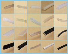 Shower Door Seal Strip Clear   A Helpful Purpose Is Served By Bath And Shower  Doors.