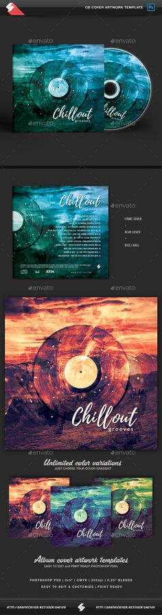 9 Best Cover Album Images Card Templates Printable Print