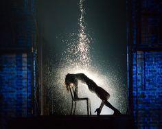 Flashdance ♡ www.theworlddances.com/ #celebrities #dance