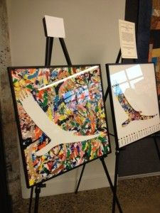 Class Art Projects For Auction | Classroom Art Projects at the Ainsworth Red Ball