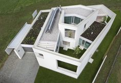 Stará Role, Karlovy Vary, A69 – architekti