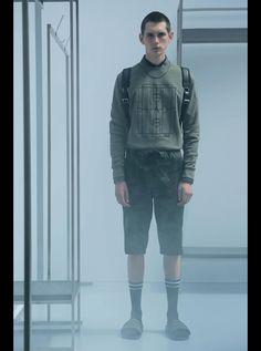 Maxime Simoens: menswear spring/summer 2017