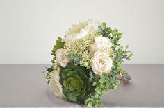Artificial Wedding Bouquets, Wedding Flowers, Bridal, Beautiful, Bride, The Bride, Bridal Flowers