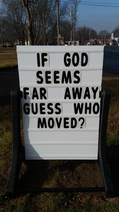 If God seems far away, guess who moved? #ChristandTheEpiphany