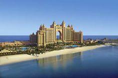 Herzlich Willkommen im 5* Hotel Atlantis The Palm