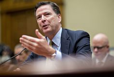FBI Chief Warns 'Terrorist Diaspora' Will Come to the West