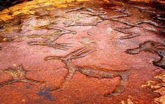 Петроглифы в Чальмны-Варрэ - Достояние планеты