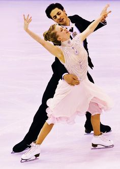 """theicedancekingdom: """" 2015 GPF Kaitlyn Weaver & Andrew Poje - place after SD (x) """" Types Of Ballroom Dances, Ballroom Dancing, Figure Skating Costumes, Figure Skating Dresses, Kaitlyn Weaver, Ice Dance Dresses, Stephanie Miller, Tessa And Scott, Fashion Figures"""