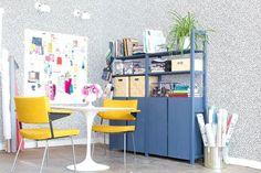 21 Best Ikea Ivar Storage Hacks Ikea Desks With Storage Insidestories Org Mudr. Wallpaper Studio, Office Wallpaper, Ikea Ivar Cabinet, Ikea Cabinets, Ikea Ivar Shelves, Ikea Storage, Storage Hacks, Laptop Storage, Garage Storage