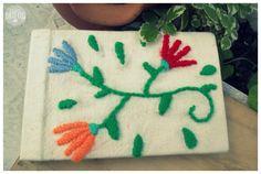 Cuaderno Bordado a Mano Plastic Cutting Board, Objects, Hand Embroidery