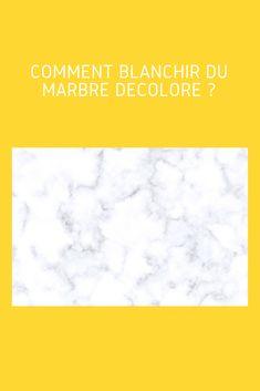 Matériau solide fortement apprécié pour sa beauté et sa dureté, le marbre peut toutefois perdre son éclat et sa beauté avec le temps. Cette détérioration est pourtant évitable avec des soins adéquats. L'entretien du marbre n'a rien de bien compliqué. Cleaning, Interview