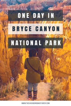 Travel Guide to Bryce Canyon National Park, Utah. The Vagabond Wayfarer