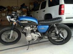 1971 Honda CB500 almost done