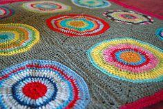 Bullseye pattern by Brittany Tyler on Ravelry