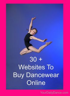 Dancewear+websites...