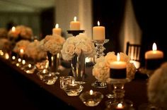 wedding reception flower ideas - Google Search