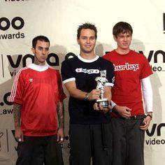 Blink 182 won Best Group - 2000 MTV Video Music Award.