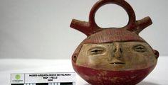 En el Museo Arqueológico de Palmira se acabó el 'no tocar' - HISTORIA Y ARQUEOLOGIA