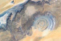Fderik Mauritania, Eye of Africa, Google Earth View, Dame Nature, Aerial View, Scenery, Pictures, Painting, Beautiful, Landscapes, Africa