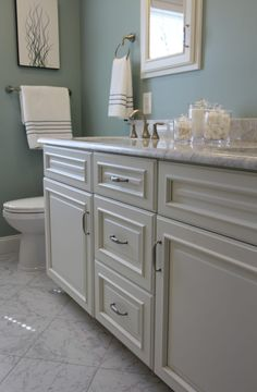 bathroom-remodeling-sage-green-carrera-marble-taylor-made delivers online tools that help you to stay in control of your personal information and protect your online privacy. Green Marble Bathroom, Small Bathroom Tiles, Bathroom Tile Designs, Yellow Bathrooms, Bathroom Wall Decor, Bathroom Ideas, Master Bathroom, Bathroom Inspo, Budget Bathroom