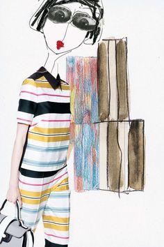 Antonio Marras illustration