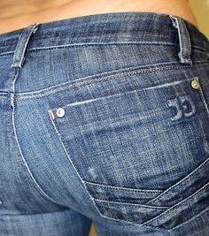 Joe's Jeans Honey Booty Boot Cut Curvy Fit 28 x 31 Dark Nadja Low Rise Stretch