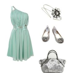 Silver  marine, created by solobsession67 on Polyvore    Pretty!