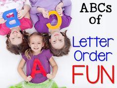 ABCs of Letter Order