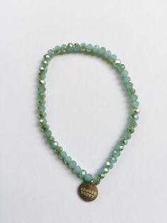 Armband Turquoise Happy