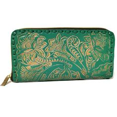 Women's Wallet, Leather, Vintage, Handmade , Hand Tooled Leather, Boho, Bohemian, Large, for Cards, Gift for Her by aymxleather on Etsy Tooled Leather, Leather Tooling, Cow Leather, Leather Wallet, Wallets For Women Leather, Cosmetic Pouch, Leather Design, Belts For Women, Looking For Women