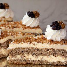 Egy finom Luna torta (diós) ebédre vagy vacsorára? Luna torta (diós) Receptek a Mindmegette.hu Recept gyűjteményében!