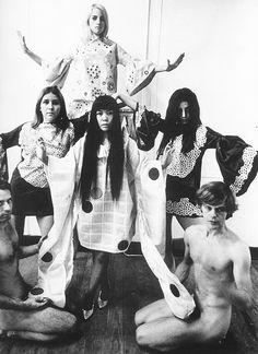 Yayoi Kusama. Fashion Show, Kusama's Studio, New York, 1968