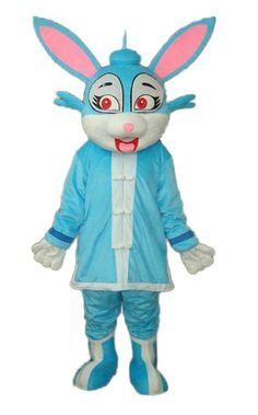 Year of the Rabbit Mascot Costume