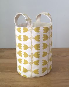 Great for small toys, toiletries, or a craft catch  all.