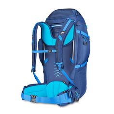 High Sierra Karadon 65 L M-LHigh Sierra Karadon 65 L M-L in the color True Navy.