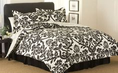 Article - How to Choose a Black and White Bedding Set